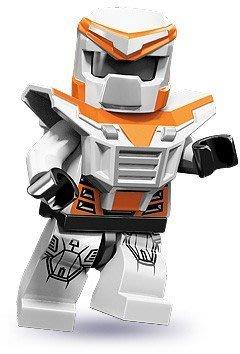 現貨【LEGO 樂高】積木/ Minifigures人偶系列: 9代人偶包抽抽樂 71000 | #13 戰鬥機器人