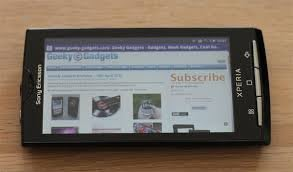 【強強二手商品】Sony Ericsson XPERIA X10 X10i 智慧型手機