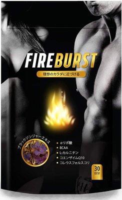 日本 FIRE BURST  BCAA  30日 健身 重訓 運動【全日空】 新北市