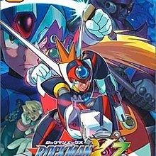 PS2 洛克人 X7 (Rockman X7) 純日版 二手品
