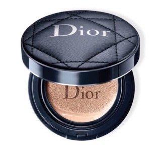 全新Dior迪奧 CD超完美持久氣墊粉餅15g 皮革質感訂製版 亞洲限定款 有現貨 專櫃貨,中文標