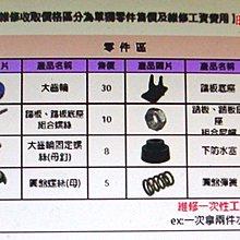 時尚網路購物專業好神拖三重經銷維修售零件:單賣大黑色圓形橡膠圈(下防水塞)