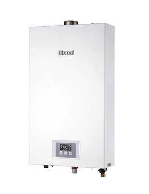 林內牌 12公升 數位控溫 強制排氣 熱水器 RUA-1200 WF 取代 RU-B1251 FE 12L 按鍵液晶顯示