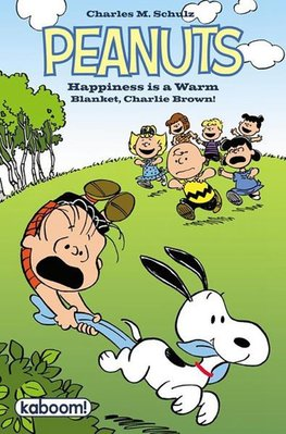 【藍光電影】幸福是一條溫暖的毛毯 Happiness Is a Warm Blanket,Charlie Brown (2011) 經典動畫片 123-066