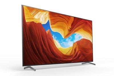 台中以北含基本安裝【名展影音】 SONY美規 XBR-85X900H 85吋 電視 另售KM-85X9000H