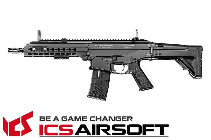 【翔準軍品AOG】ICS CXP-APE 戰術標準版(黑) EBB Keymod 全金屬 電動 生存遊戲 ICS-2