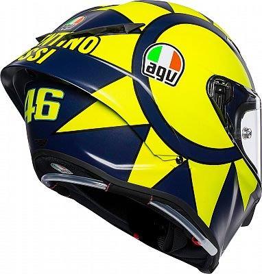 羅西 日月AGV Pista GP R Soleluna FULL HELMET 全罩安全帽 太陽 月亮 羅西小舖