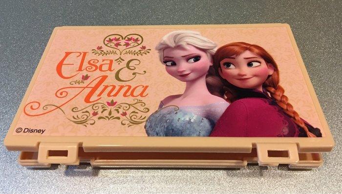 冰雪奇緣 抗菌 收納盒 Frozen 艾莎 安娜 #小日尼三 團購 批發 優惠 現貨免運不必等#