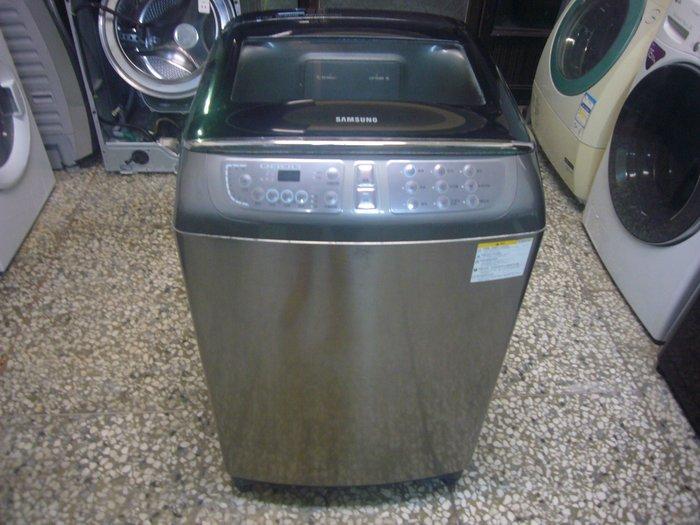 SAMSUNG三星16KG變頻洗衣機 WA16F7S9 二手洗衣機 中古洗衣機 只賣6500元含保固哦!