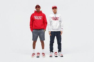 XinmOOn Adidas x Human Made Pharrell Williams NMD EF7223 聯名