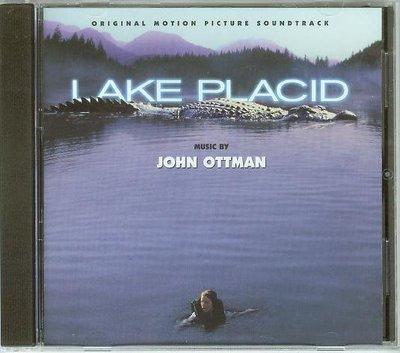 """""""史前巨鱷(Lake Placid)""""- John Ottman(08),美版"""