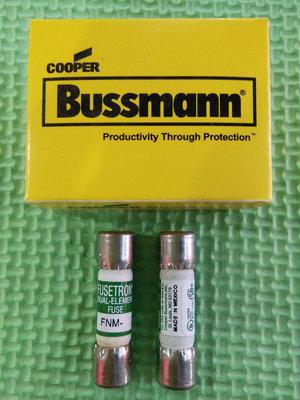 FNM-4 正品美國BUSSMANN博士曼延時熔斷器/原裝進口保險絲 4A250V現貨 原廠公司貨 開發票