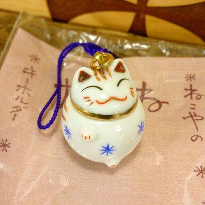 日本道樂堂貓舍本鋪貓咪手機吊飾:日本 道樂堂 貓舍本鋪 貓咪 陶瓷 吊飾 手機鏈 3C周邊 設計 收藏 禮品