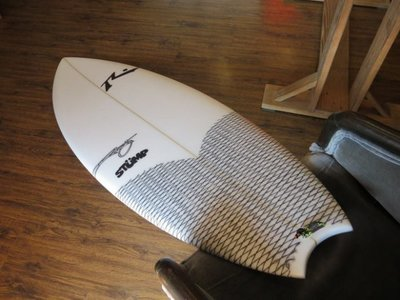 SLIDE SURF SHOP ~ RUSTY SURFBOARD 衝浪板 / Stump