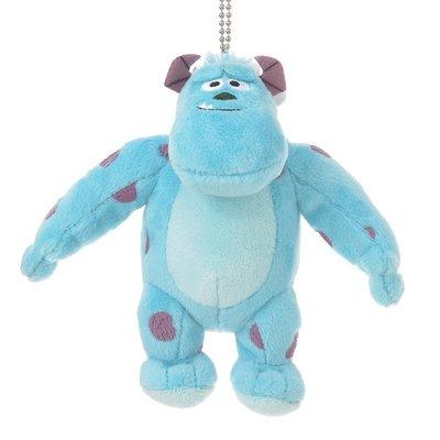 *B Little World * [現貨] 東京迪士尼專賣店限定商品/毛怪吊飾/怪獸電力公司/東京連線