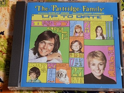 R西洋團(二手CD)THE PARTRIDGE FAMILY UP TO DATE