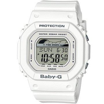 門市正貨 - 全新 CASIO BABY G G--LIDE BLX-560 BLX-560-7 200 米防水潮汐圖月球資料 手錶