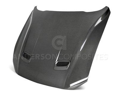 【汽車零件王】Anderson Composites 碳纖維 引擎蓋 Mustang GT / EcoBoost