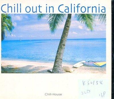 *真音樂* CHILL OUT IN CALIFORNIA 2CD 二手 K30154