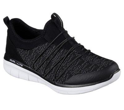 【昇活運動用品館】SKECHERS Synergy 2.0 健走鞋 12379 BKW 直購價2070元