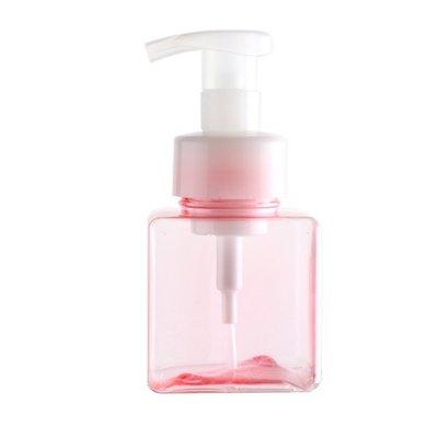 慕斯瓶 250ML 無印良品款 高質感起泡瓶 打泡瓶 發泡瓶 四方分裝瓶 (4款)