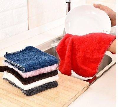 =吉米生活館= 5包組 大號神奇洗碗巾 不沾油纖維洗碗巾 吸水抹布 洗碗布 不沾油抹布 纖維不沾油抺布 不沾油神奇抹布