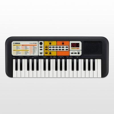 【藝苑樂器】YAMAHA手提電子琴PSS-F30~附原廠標準配件!