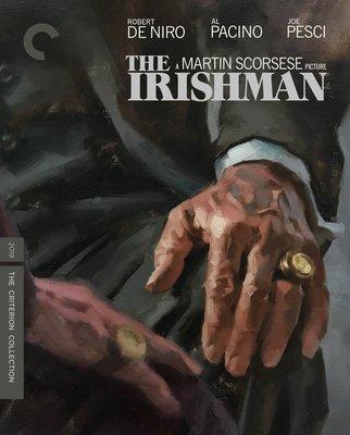 迷俱樂部|現貨!愛爾蘭人 [藍光BD] 美國CC標準收藏 The Irishman 馬丁史柯西斯 Criterion