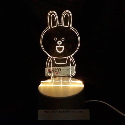 現貨 LED小夜燈 三光源-兔兔