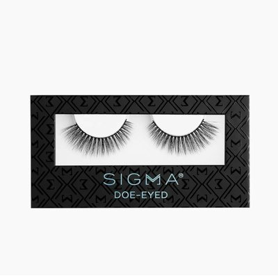 Sigma DOE-EYED FALSE LASHES 假睫毛【愛來客】美國Sigma官方授權經銷商