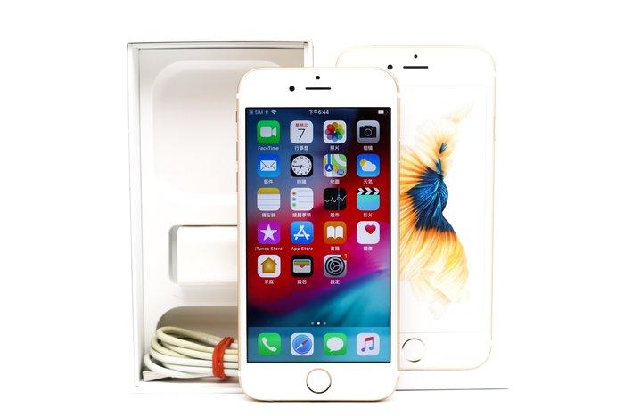 【高雄青蘋果3C】Apple iPhone 6S  64G 64GB 金 4.7吋 蘋果手機 二手手機 #30148
