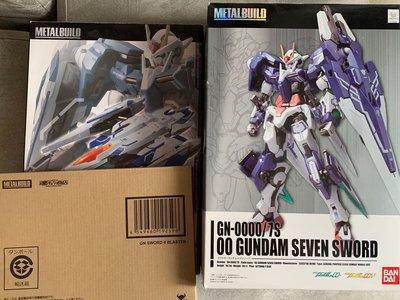 Metal Build 7劍 O Raiser GNSword Set OOR Gundam 00