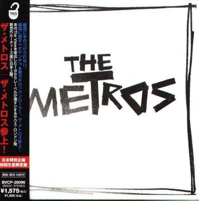 八八 - The Metros - The Metros - 日版