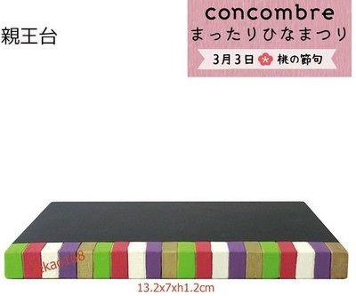 日本Decole concombre 新年快樂賞櫻趣雛女兒節親王台組 [新到貨   ]