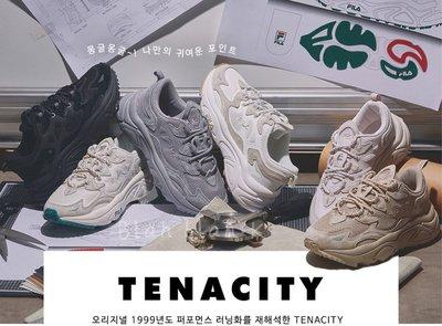 韓國 FILA 秋冬新品 限時折扣 金裕貞代言FILA TENACITY 99/20系列 老爹鞋 球鞋 運動鞋 鞋