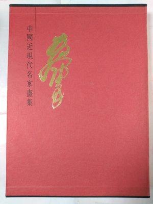 昀嫣二手書 中國近現代名家畫集 黃胄 錦繡 1994年初版附書盒