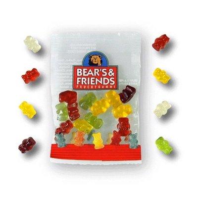 🌀現貨🌀德國 Bear's & Friends 小熊軟糖 12g*50小包