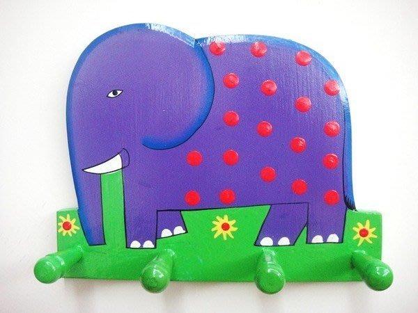 Y【永晴峇里島】巴里島風大象造型掛勾,衣架,居家、民宿、飯店都好用-掛勾2