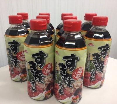 現貨 日本製 Ichibiki 日式風味 壽喜燒醬 壽喜燒 含鹽麴 (500ml)