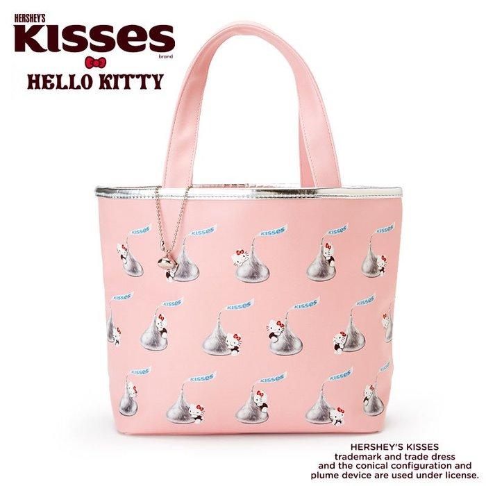 41+現貨 Y拍最低價競標 日本限定 三麗鷗 Hello kitty 凱蒂貓 HERSHEY'S 聯名款 迷你手提包