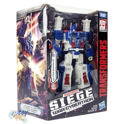 全新正版 變形金剛 Transformers WFC SIEDE War For Cybertron Leader S13 Ultra Magnus