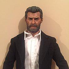 全場獨家 Logan marvel 頭雕 head sculpt 自組 Deadpool 死敵 eleven