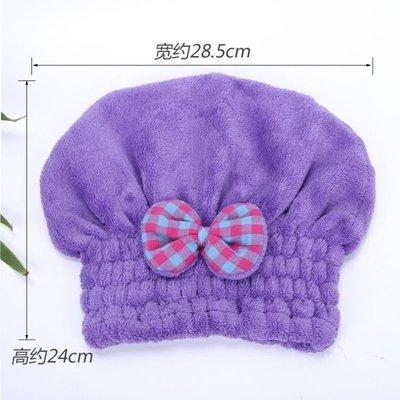 洗澡女款包頭巾吸水干發帽超強吸水速干美容院速干頭套洗浴頭罩