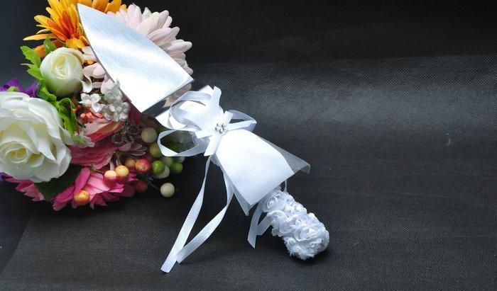 Amy烘焙網:多款任選/西班牙進口宴會派對蛋糕刀俎/婚禮蛋糕刀鏟套裝/不鏽鋼華麗蛋糕刀鏟套裝組