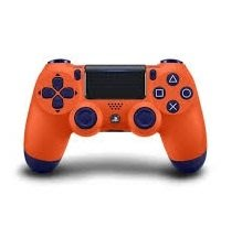 (全新) PS4 Dual Shock 4 無線手掣 (2G新版, 夕陽橙) - 無線控制器 Wireless Controller