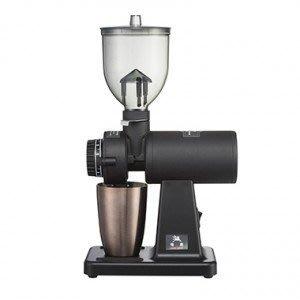 免運附原木毛刷  飛馬601N咖啡磨豆機. 黑沙色 高硬度HRC60以上合金鋼.超靜音穩定.快速.均勻.公司貨保固一年