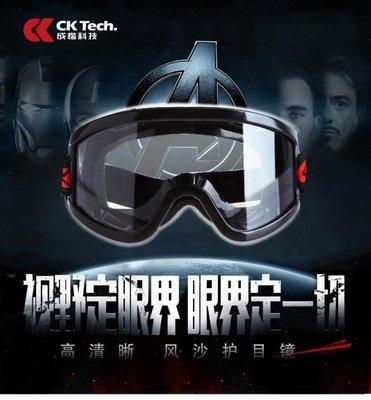 護目鏡防塵防沙防風鏡擋風騎行防打磨工業勞保防護眼鏡灰塵飛濺 st2025