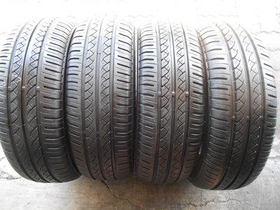◎至品中古胎◎優質中古跑胎~185/65/14 橫濱 AA01~含安裝.平衡