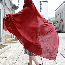 韓國MM= 民族風棉麻圍巾純色超大防曬披肩女夏兩用度假絲巾海邊紗巾沙灘巾 =網紗內搭運動褲韓國 棉麻褲 女露背連身褲