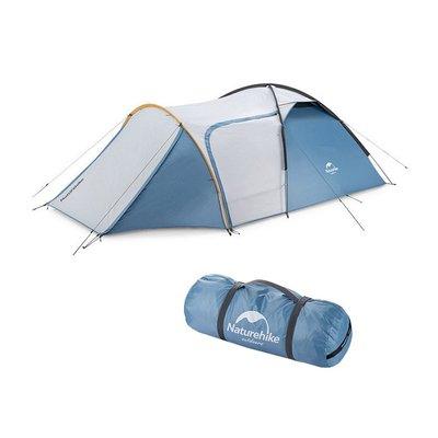 【附發票】 NH 騎士帳篷 3人 1室1廳 露營帳篷
